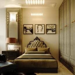 طراحی داخلی سبک کلاسیک یافت آباد
